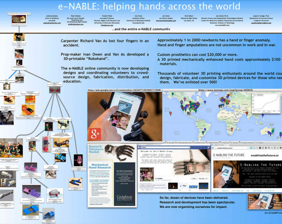 e-NABLE Helping Hands