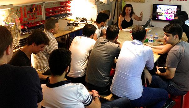 Robotel Türkiye Ağustos Toplantısı