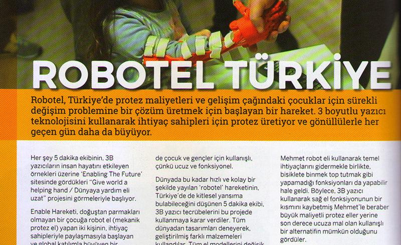 Make: Robotel Türkiye