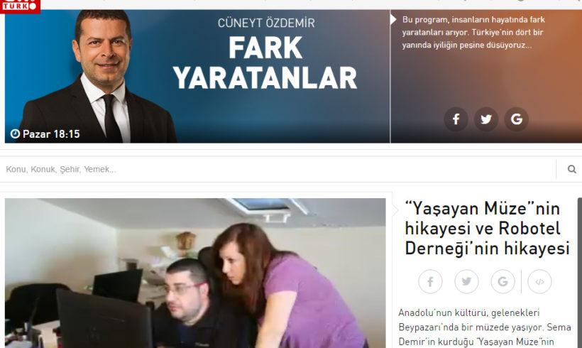 CNN Türk Fark Yaratanlar