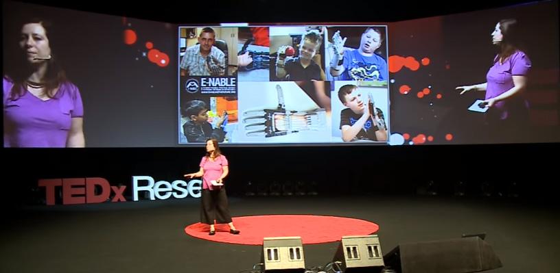 TEDx Reset 2017 – Zeynep Karagöz & Robotel Türkiye