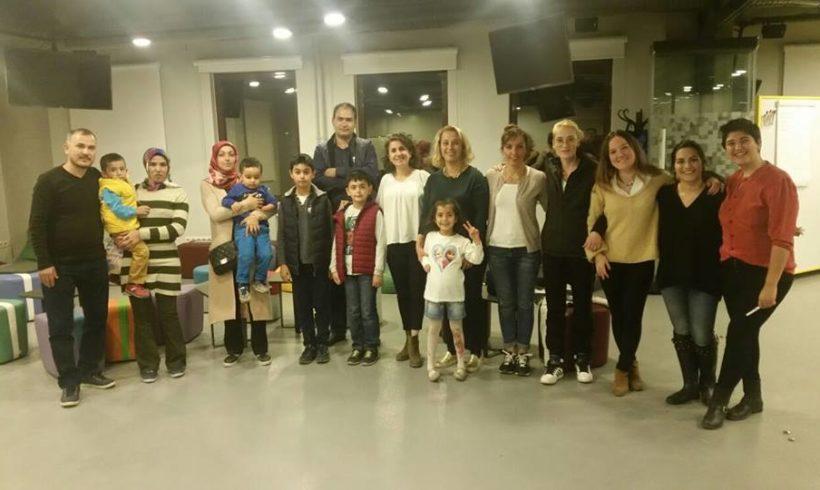 Robotel Ankara Aile Buluşması