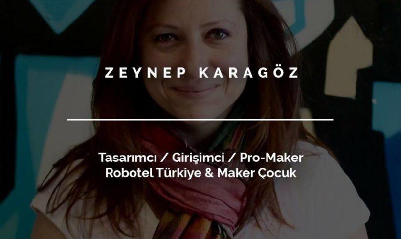 Zeynep Karagöz TEDx Yeditepe – NE İŞ?