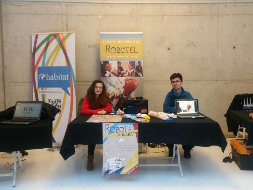 Robotel Maker Fest'te!