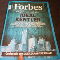 Robotel FORBES Dergisi Haberi