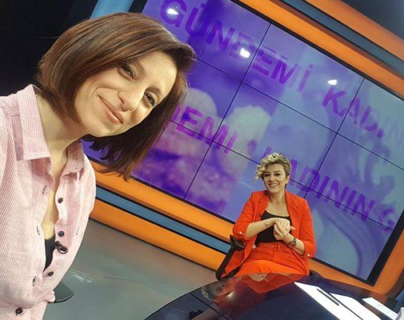 Kurucularımızdan Zeynep Karagöz WomanTV ekranında #Robotel ile #sosyalfayda için #Teknoloji anlattı…