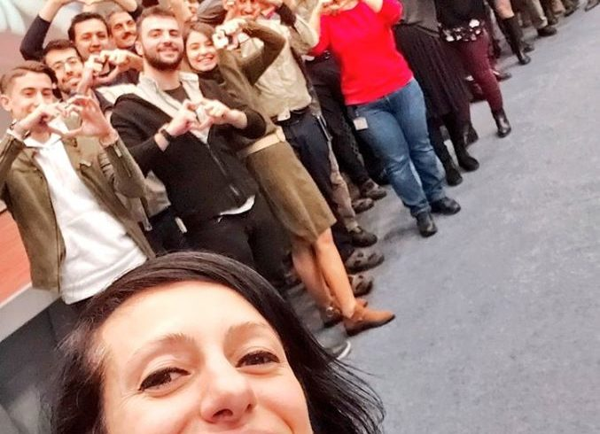 @BrisaTurkiye ekibiyle birlikte Izmit'te fabrika birlikteydik… yakında Brisa #robotel takımı geliyor! #SosyalFayda için #Teknoloji 🤩💪👫